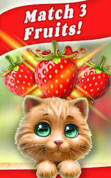 Cat Match Story: Fruit City