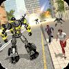 Iron Bot: Futuristic Fight APK