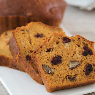 Perfect pumpkin bread [Recipe]