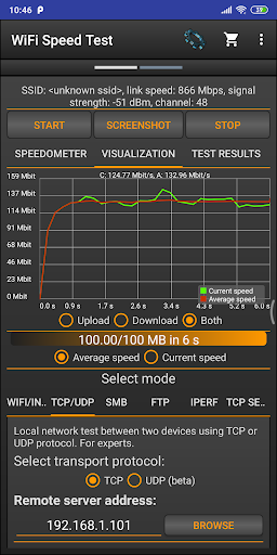 WiFi Speed Test Pro ss2