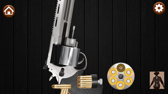 eWeapons™ Revolver Guns Sim- screenshot thumbnail
