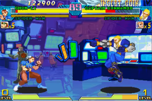 marvel vs capcom android apkpure