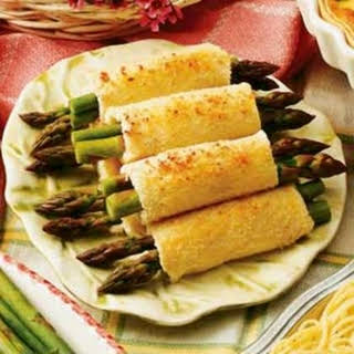 Asparagus Roll Up Appetizer Recipes.