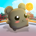 Kawaii Hamster Run - Fun race icon