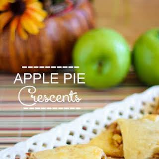 Apple Pie Crescents.
