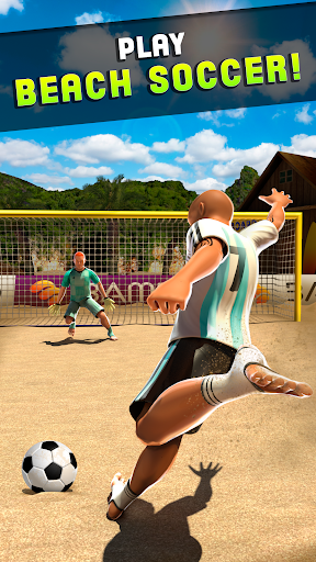 Shoot Goal - Beach Soccer Game 1.3.4 screenshots 4