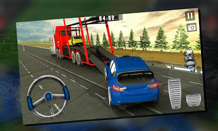Car Transport Airplane Pilot 1.1 screenshot 767122