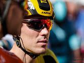 Jannik Steimle blijft renners van Jumbo-Visma voor in Koolskamp