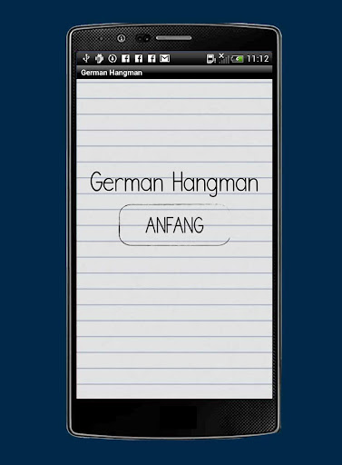 German Hangman