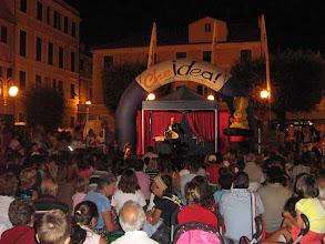 Photo: Allestimento & Show in piazza - Pietra Ligure