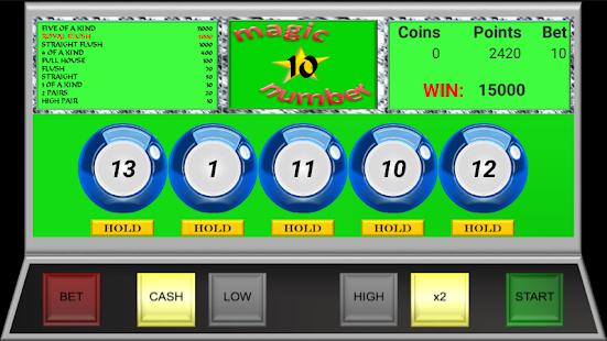 Magic Video Poker - náhled