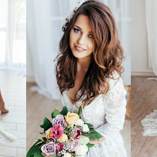 Wedding photographer Ekaterina Khudyakova (EHphoto). Photo of 08.07.2017