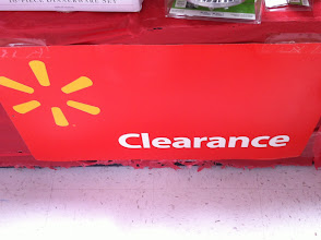 Photo: Ah, more clearance! Must. Be. Strong.