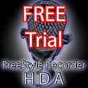 FreeStyle Recorder HDA FREE icon