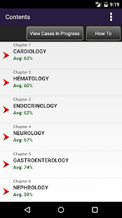 Internal Medicine CCS for the USMLE Step 3- screenshot thumbnail