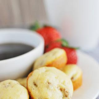 Mini Sausage Pancake Muffins