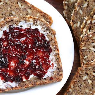 Vollkornbrot (German Whole Grain Seed Bread).