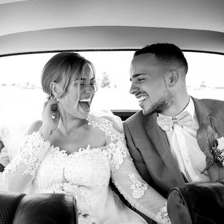 Wedding photographer Inge marije De boer (ingemarije). Photo of 11.09.2017