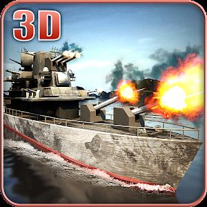 World War Naval Battle 3D for PC and MAC