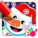 Drawing for kids! Christmas Icon