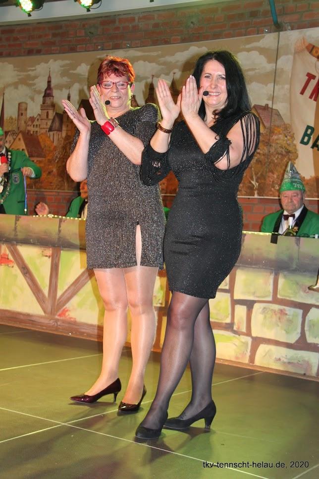 Elke Donges & Gwendoline Maold