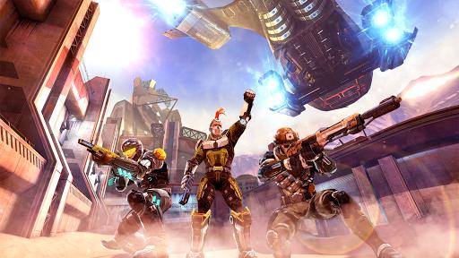 Shadowgun Legends screenshot 4