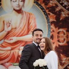 Wedding photographer Dinu Bargan (dinubargan). Photo of 30.01.2019