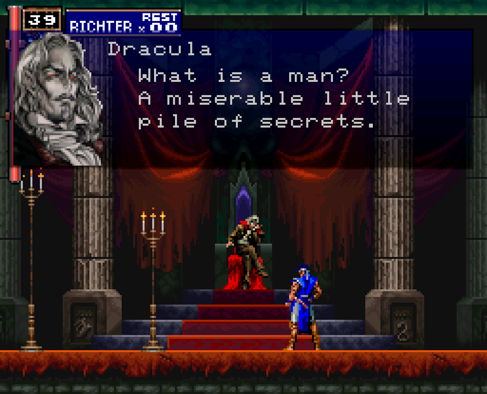 Image result for castlevania symphony of the night screenshots
