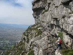 Photo: Under the Saddle rock climbs