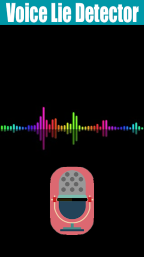 Voice Lie Detector Prank Free