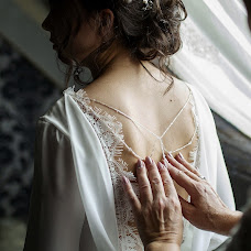Wedding photographer Olga Gorina (OGorina). Photo of 01.10.2018