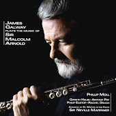James Galway Plays the Music of Sir Malcolm Arnold