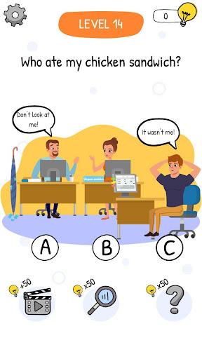 Who is? Brain Teaser & Riddles screenshot 15