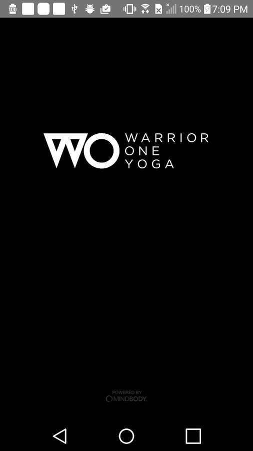 Warrior One Yoga- screenshot