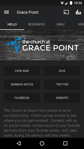 The Church at Grace Point