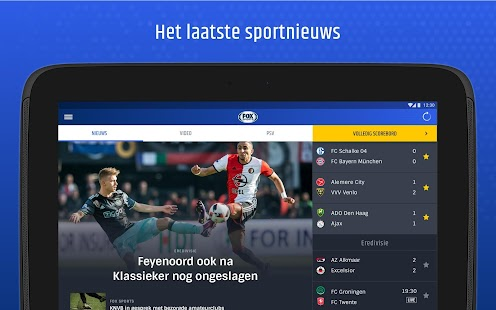 FOX Sports NL- screenshot thumbnail