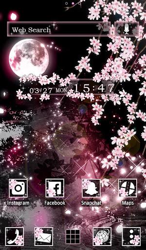 Wallpaper Weeping Cherry Theme 1.0.0 Windows u7528 5