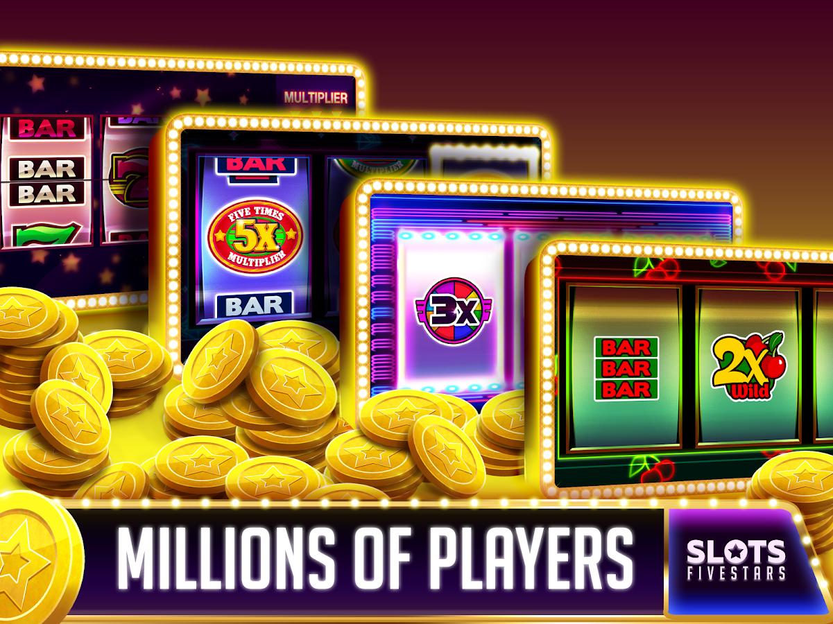 Five Star Slot Machine - Play Free Casino Slots Online