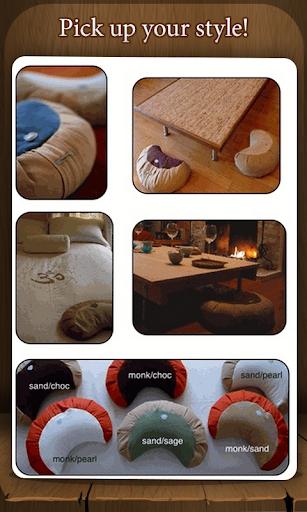 玩個人化App|瞑想用クッション免費|APP試玩