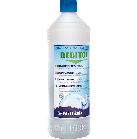 Diskmedel Debitol Extra    1l,