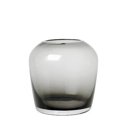 LETA, Vas 15 cm, Large - Smoke