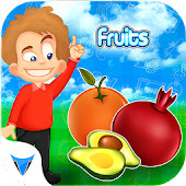 Fruits Puzzle Slider