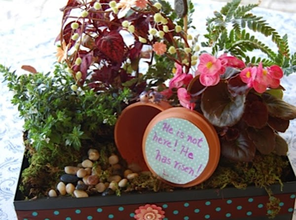 Easter Garden Recipe