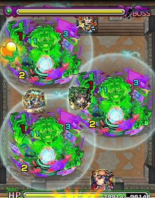 霸者之塔第28層「突破慘綠束縛」攻略 | 怪物彈珠攻略