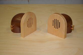 Photo: Doug's speakers for his Mac