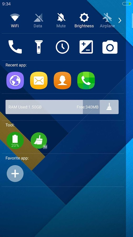 SO Launcher(Galaxy S7 launcher- screenshot