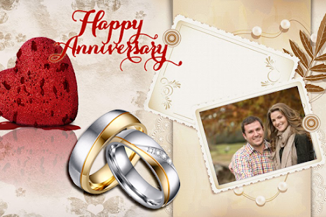 Cool Wedding Anniversary Frame Screenshot Thumbnail