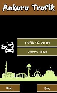 Ankara Trafik - náhled