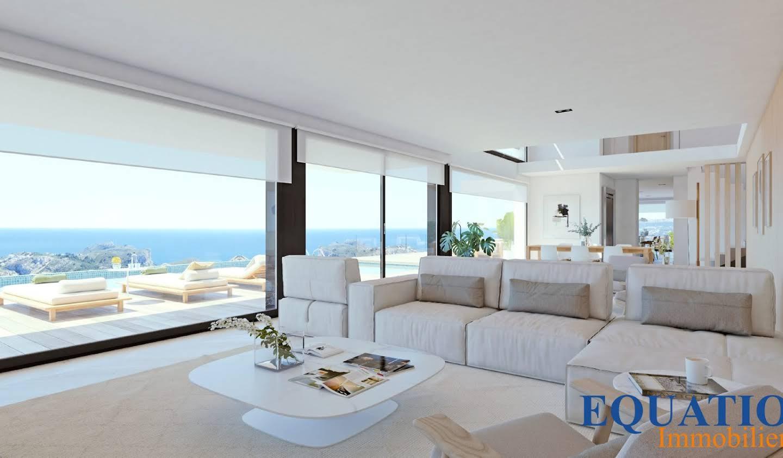Villa avec piscine et terrasse Cumbre del Sol