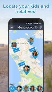 GeoLocator — Family Tracker + Baby Monitor Online 5.1.5-arm